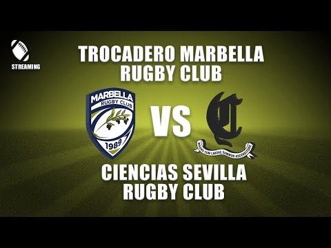 Trocadero Marbella R.C. vs Ciencias Sevilla R.C.