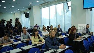Пресс-конференция о конкурсе «Предприниматель года. Золотая сотня»