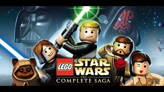 Lego Star Wars - Attack Of The Clones - Part 1 - Bounty Hunter Pursuit