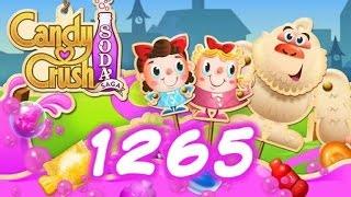 Candy Crush Soda Saga Level 1265