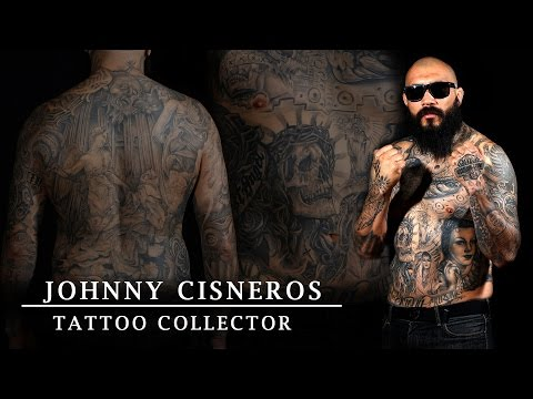 Tattoo Collector - Johnny
