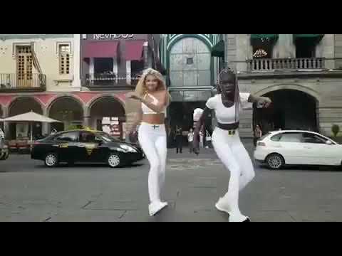Gasolina Dance  Diarra&Joalin do Now United