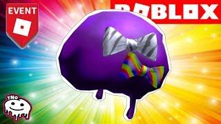 AFRO VLÁSKY ZDARMA - Purple Party Fro - PIZZA PARTY EVENT | ROBLOX | tNo CZ/SK