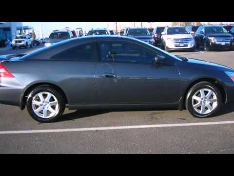 2005 honda accord 3 0 lx special edition coupe in lees summit mo 64063 youtube. Black Bedroom Furniture Sets. Home Design Ideas