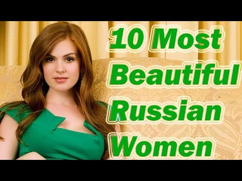 Youtube Most Beautiful Russian Woman