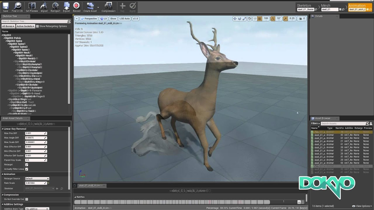 Wild Life Build Unreal Engine