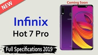 Infinix Hot 7 Pro - Full Phone Specifications 2019