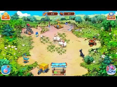 Ключ к игре Веселая ферма 3