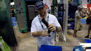 Railblaza Mounts at ICAST 2017