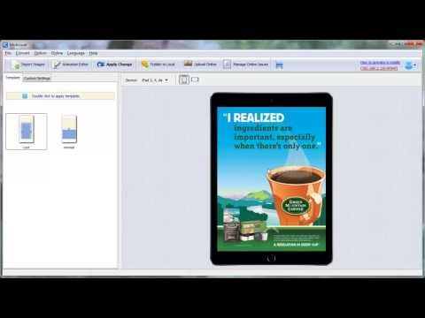 HTML5 Presentation Maker - Create Interactive Online Presentations for iPhone and iPad