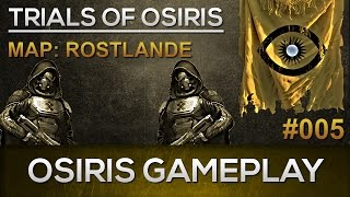 Destiny Osiris Gameplay #005 / Rostlande
