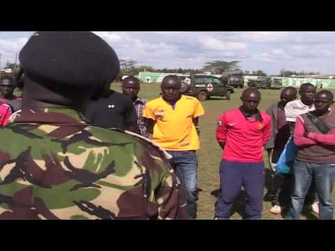 KDF Military Recruitment