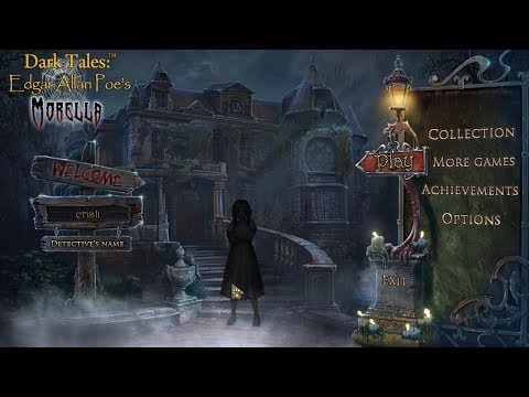 Dark Tales 12: Edgar Allan Poe's Morella(hidden Object Game)demo