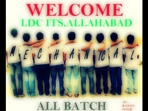 My B.Tech Memories in LDC ITS, ALLAHABAD