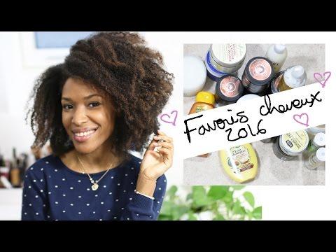 Produits Capillaires Préférés 2016 • Cheveux secs, crépus, bouclés, frisés // Beautiful Naturelle