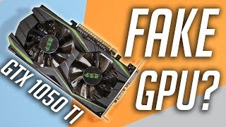 Why Are People Still Falling For This... $50 GTX 1050 ti