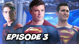 Crisis On Infinite Earths Episode 3 Batman Superman - TOP 10 WTF and Easter Eggs
