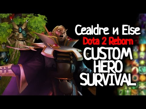 видео: Кэл и else создают героев [1/2] [dota 2 reborn]