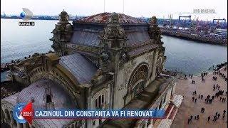 Stirile Kanal D (21.12.2019) - Cazinoul din Constanta va fi renovat! | Editie de pranz