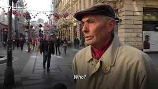 Serbians React to Mladic Verdict, Claim Conspiracy Against Him