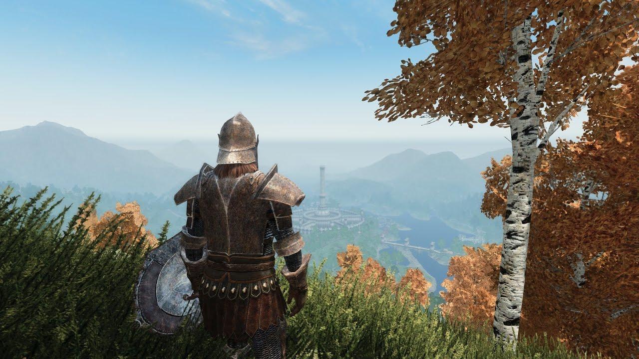 Oblivion Graphics Overhaul 2019