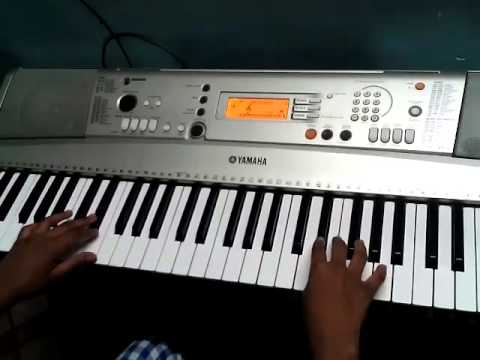 Vedhalam theri theme keyboard