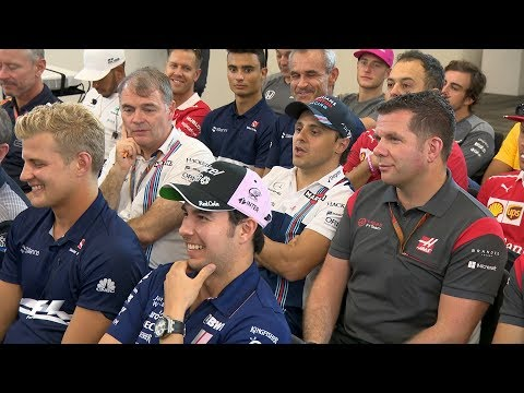 Inside The F1 Drivers' Briefing   2017 US Grand Prix
