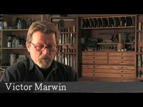 Master Wood Craftsman Victor Marwin Youtube