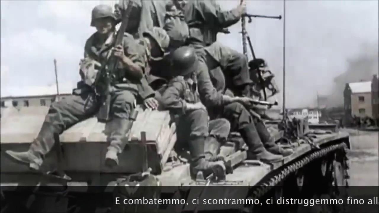 Tributo ai caduti della parte sbagliata della seconda for Decorati 2 guerra mondiale
