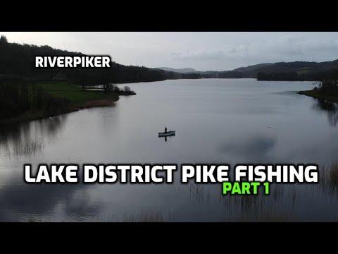 Lake District Pike Fishing (part 1) - Video 228