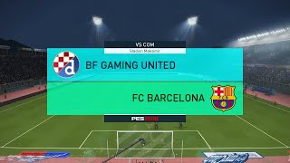 PES 2018 Maradona Challenge Finale - BFG United vs FC Barcelona