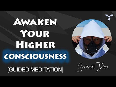 Awaken Your Higher Consciousness | Only Oneness Meditation | Hypnosis by Gabriel Dee