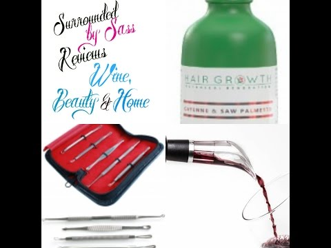 Surrounded by Sass Reviews: Wine, Beauty & Home!