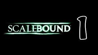 Scalebound Gamescom Прохождение Часть 1 Walkthrough Part 1 Gamescom 2015