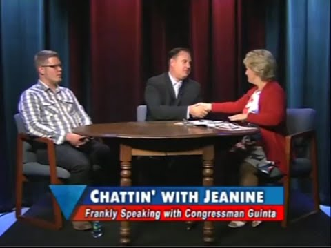 Chattin' w Jeanine on Merrimack TV