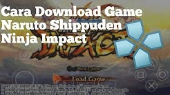download game naruto ultimate ninja impact ppsspp android