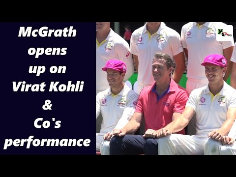 Why is Pink Day so special for Glenn McGrath?