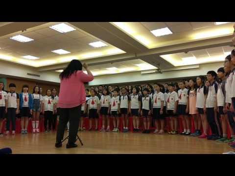 520慶祝大會節目-美麗島演唱組合彩排