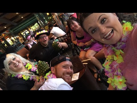 The Disney World Monorail Bar Crawl with Paging Mr. Morrow!