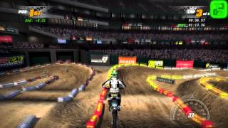 Mx vs ATV Supercross PC GAMEPLAY