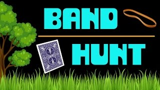 Card Trick Revealed - Band Hunt