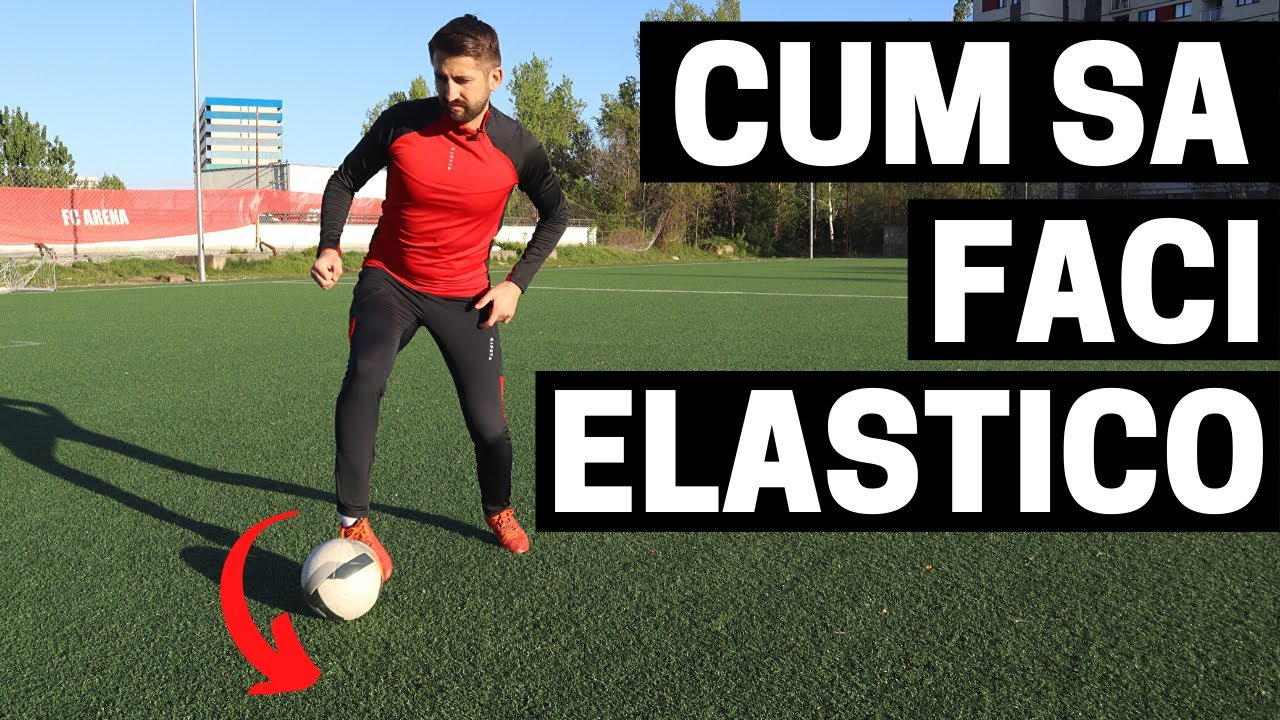 CUM SA FACI ELASTICO | RONALDINHO ELASTICO | TOP 5 SCHEME DE FOTBAL | IMPROVED FOOTBALL