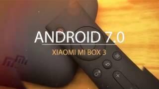Прошивка xiaomi mi box 3 на android TV 7.0