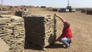 видео Камень бут для фундамента цена