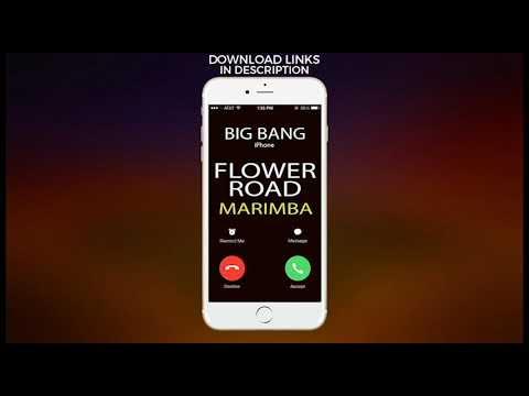 Latest iPhone Ringtone - Flower Road Marimba Remix Ringtone - Big Bang