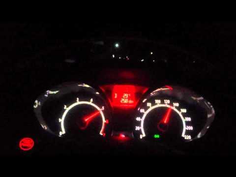1-6 Speed Transmission Ford Fiesta 1.6 Ti-VCT PowerShift