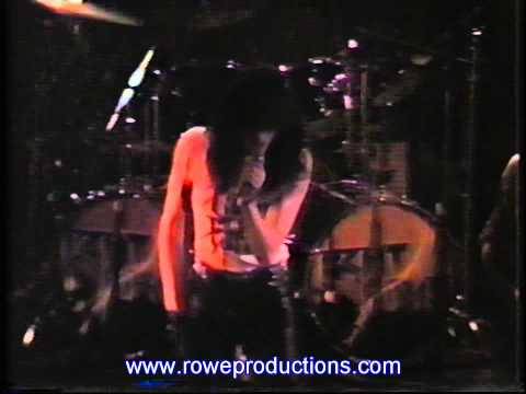 Lightforce: Crossfire - Live 1989