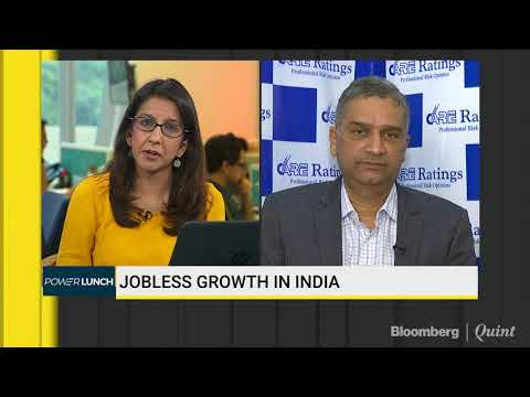 Jobless Growth In India