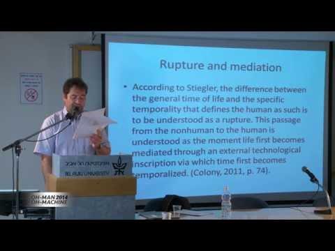 "Stefan Herbrechter | Posthumanism ""Without"" Technology"