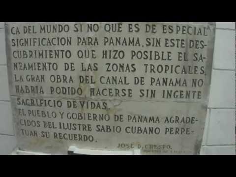 Panama - Plaza Francia - Casco Viejo